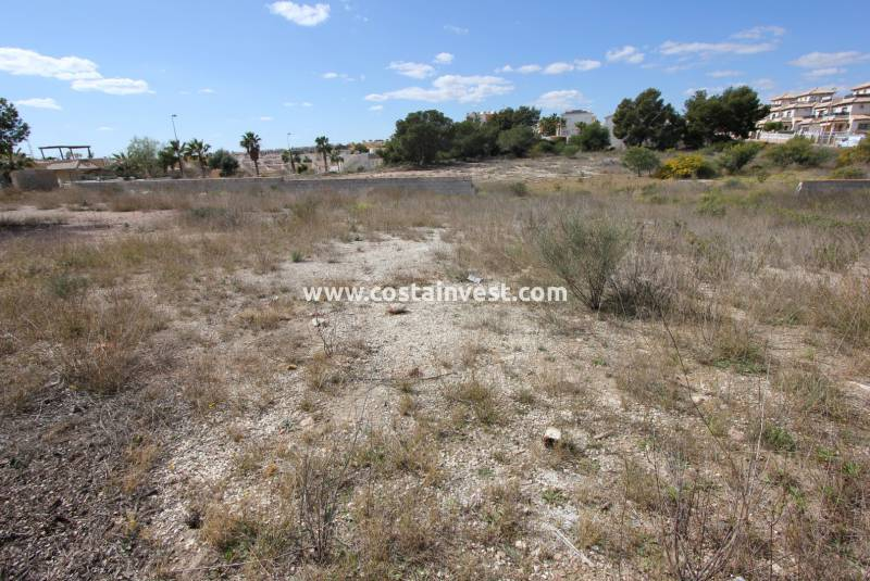 Land - Resale - Orihuela Costa - Orihuela Costa
