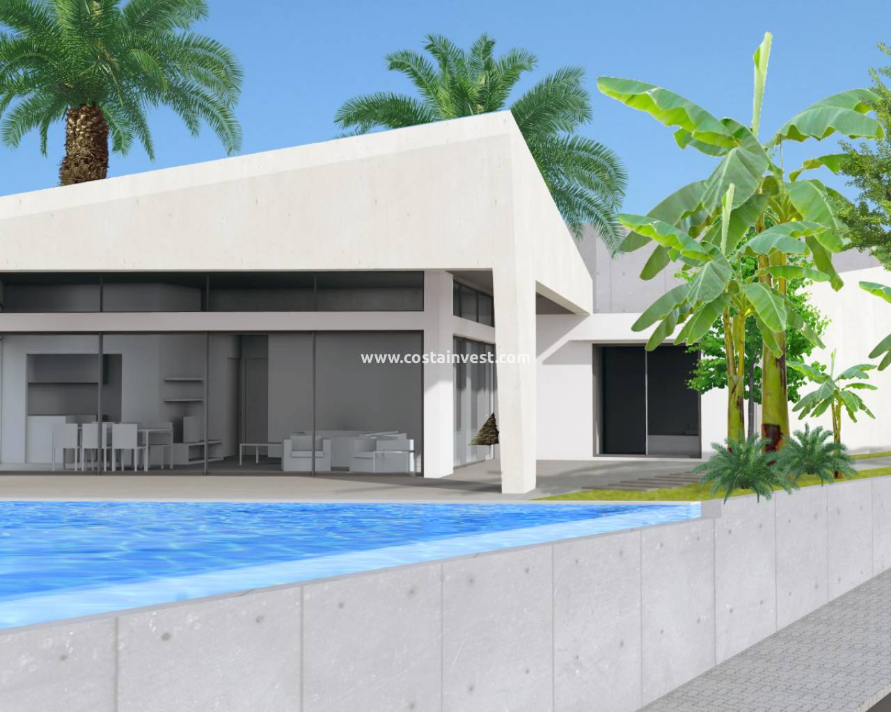 New Build - Villa - Ciudad Quesada