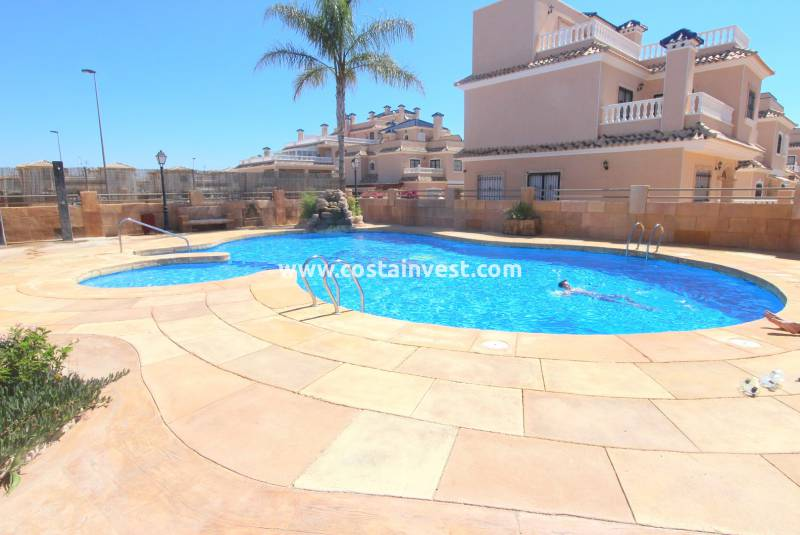 Semidetached Villa - Resale - Orihuela Costa - Villamartín
