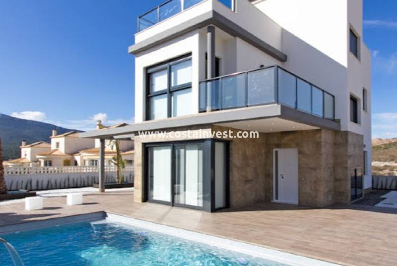 Villa - New Build - Alicante - Alicante