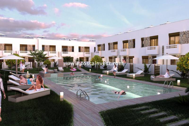 Semidetached Villa - New Build - Torre de la Horadada - Torre de la Horadada