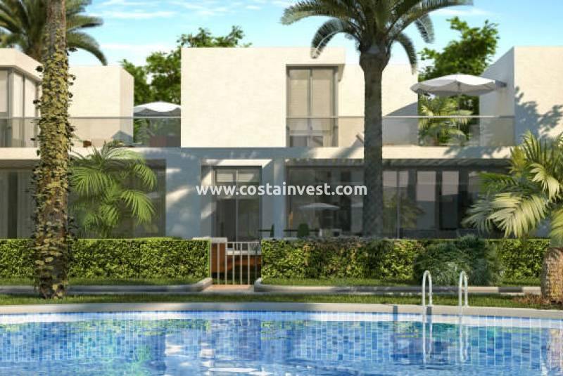 Townhouse - New Build - Villajoyosa - Villajoyosa