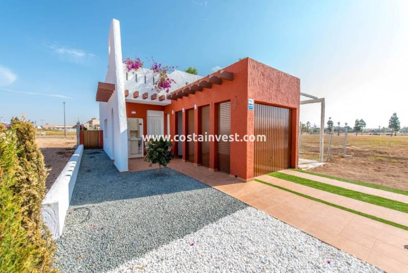 Semidetached Villa - New Build - Los Alcázares - Los Alcázares