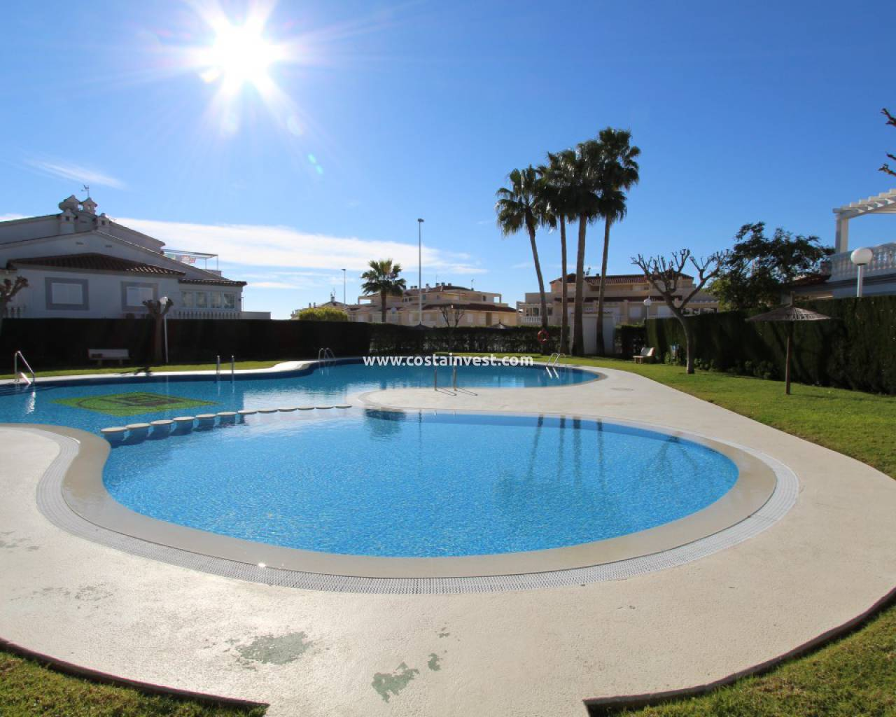 Resale - Semidetached Villa - Orihuela Costa - La Florida