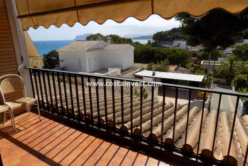Semidetached Villa - Resale - Moraira - Moraira