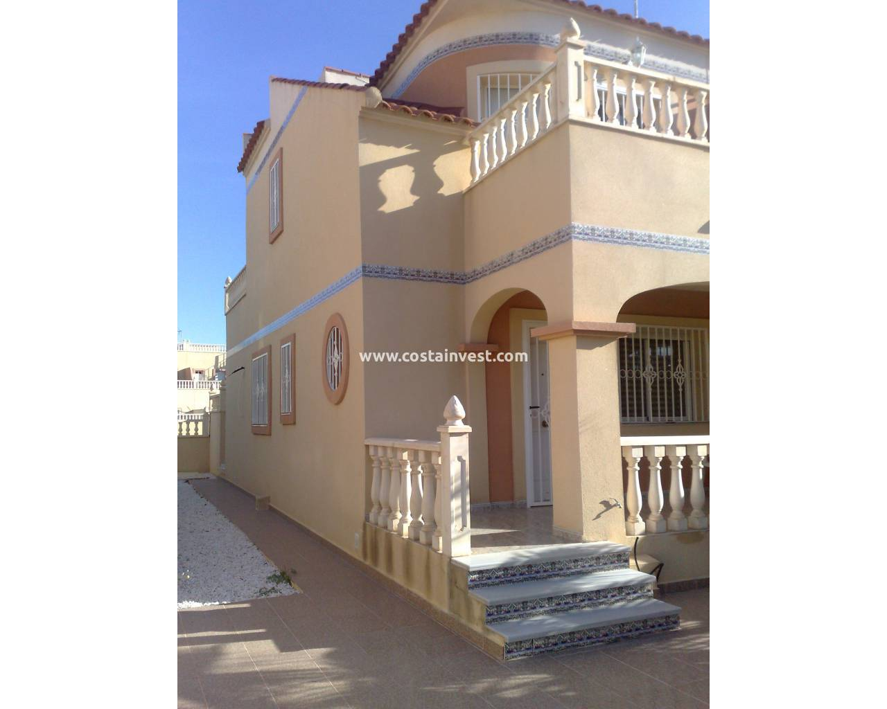 Resale - Semidetached Villa - Orihuela Costa - La Zenia