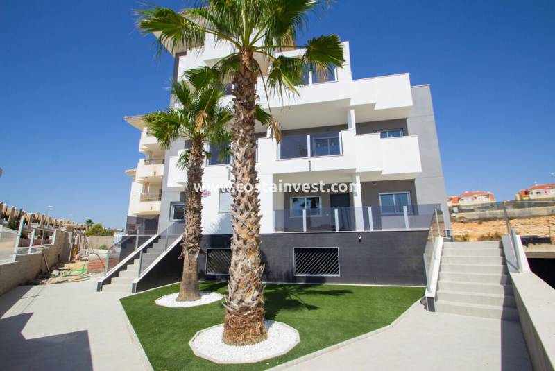 Appartement - Nouvelle construction - Orihuela Costa - Las Filipinas
