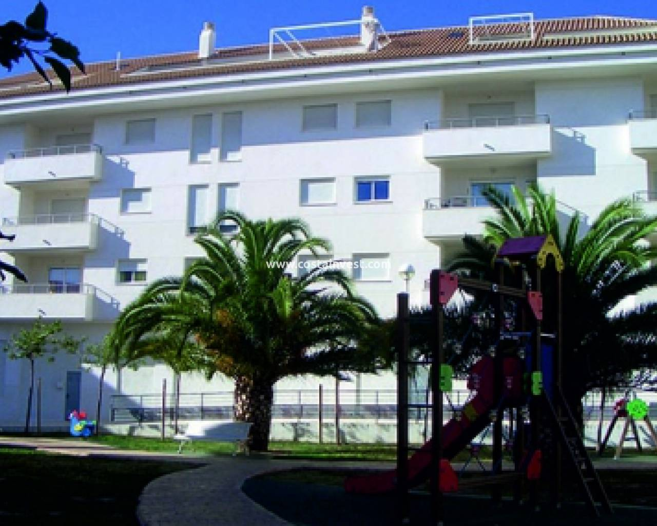 Construcția nouă - Apartment - Altea