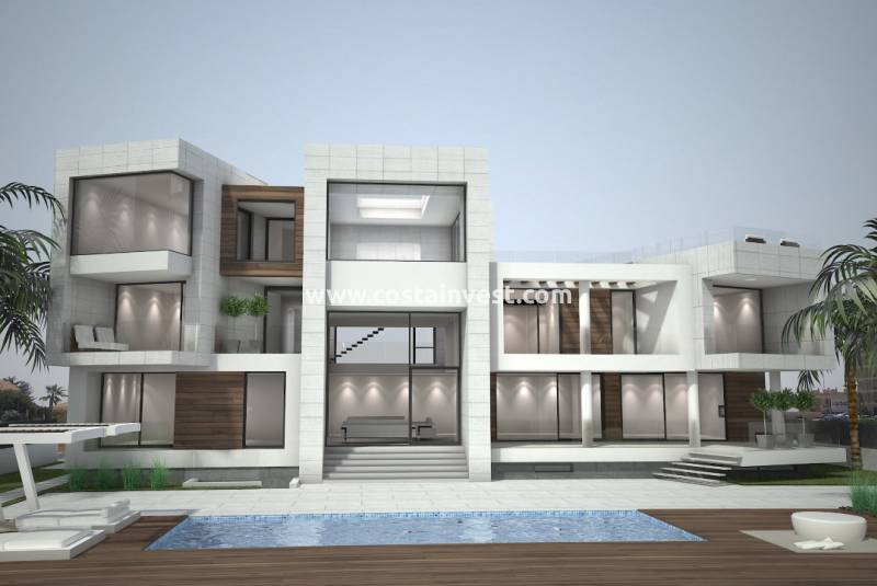 Villa - New Build - La Manga - La Manga