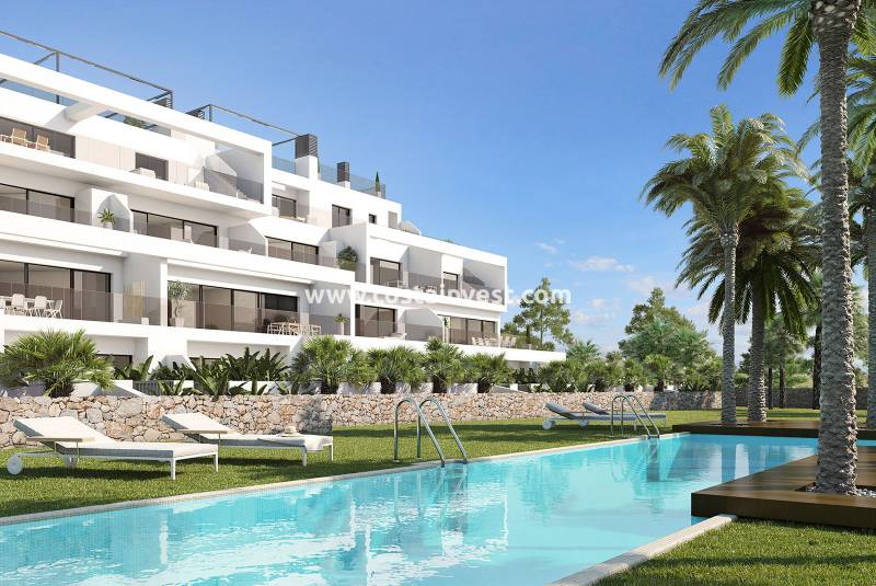 Apartment - New Build - Orihuela Costa - Colinas golf