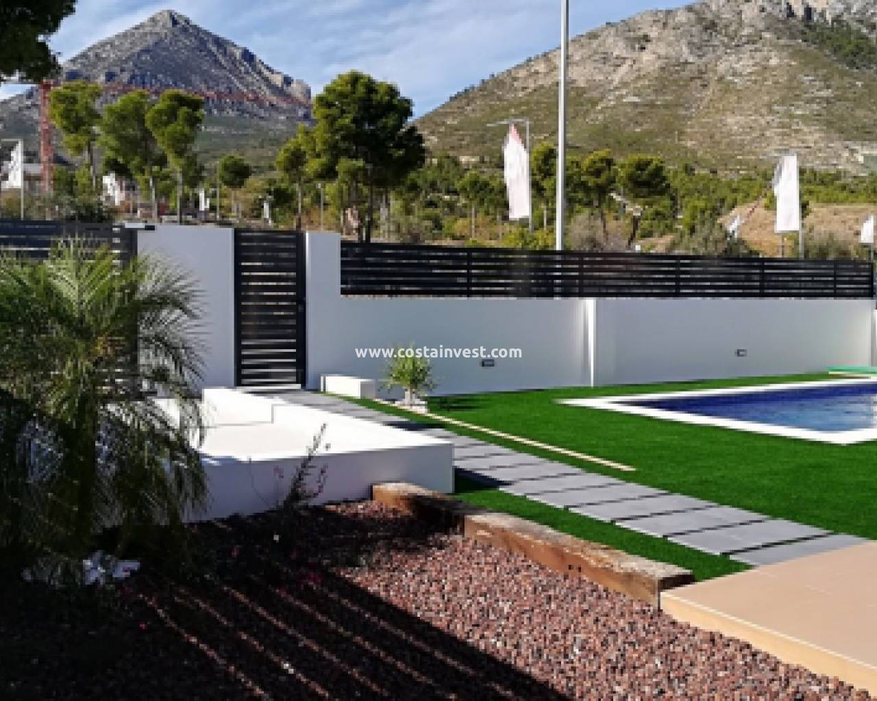 New Build - Villa - Alicante