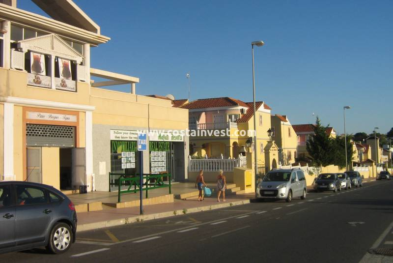 Commercials - Resale - Orihuela Costa - Las Filipinas