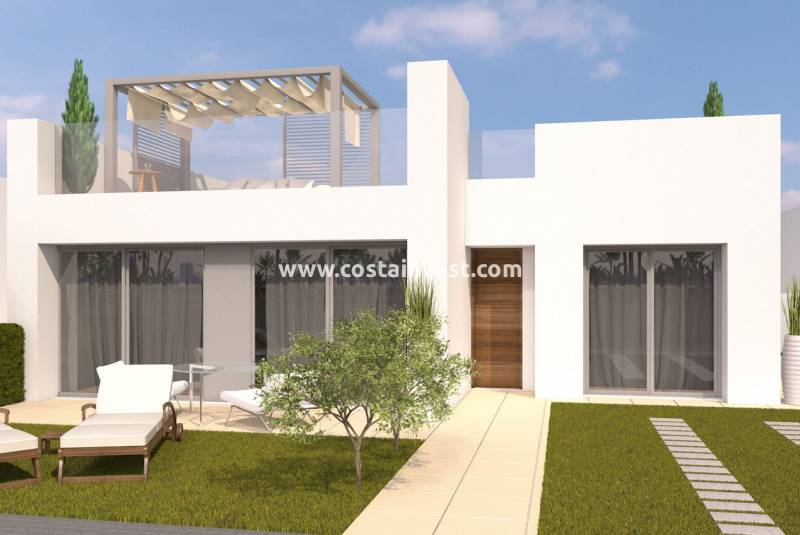 Semidetached Villa - New Build - Pilar de la Horadada - Pilar de la Horadada