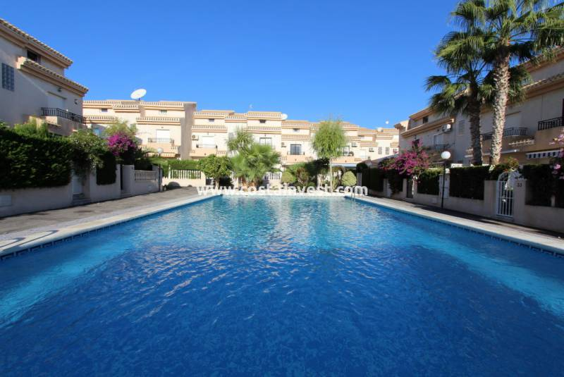 Semidetached Villa - Resale - Orihuela Costa - Orihuela Costa
