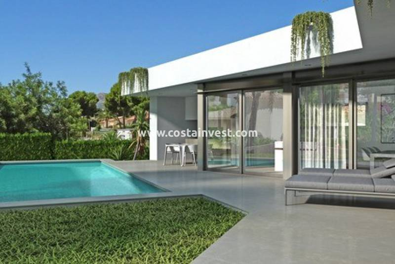 Villa - New Build - Calpe - Calpe