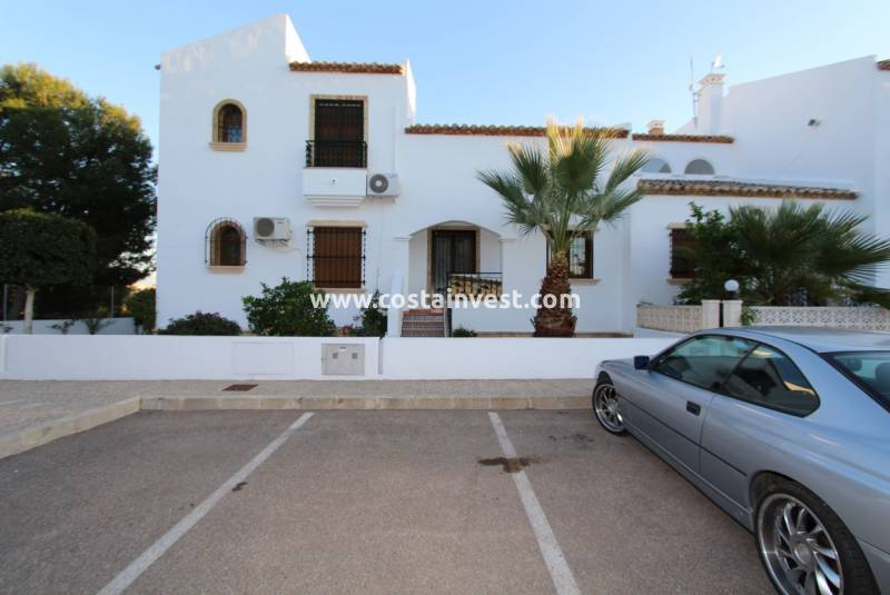 Townhouse - Resale - Orihuela Costa - Villamartín