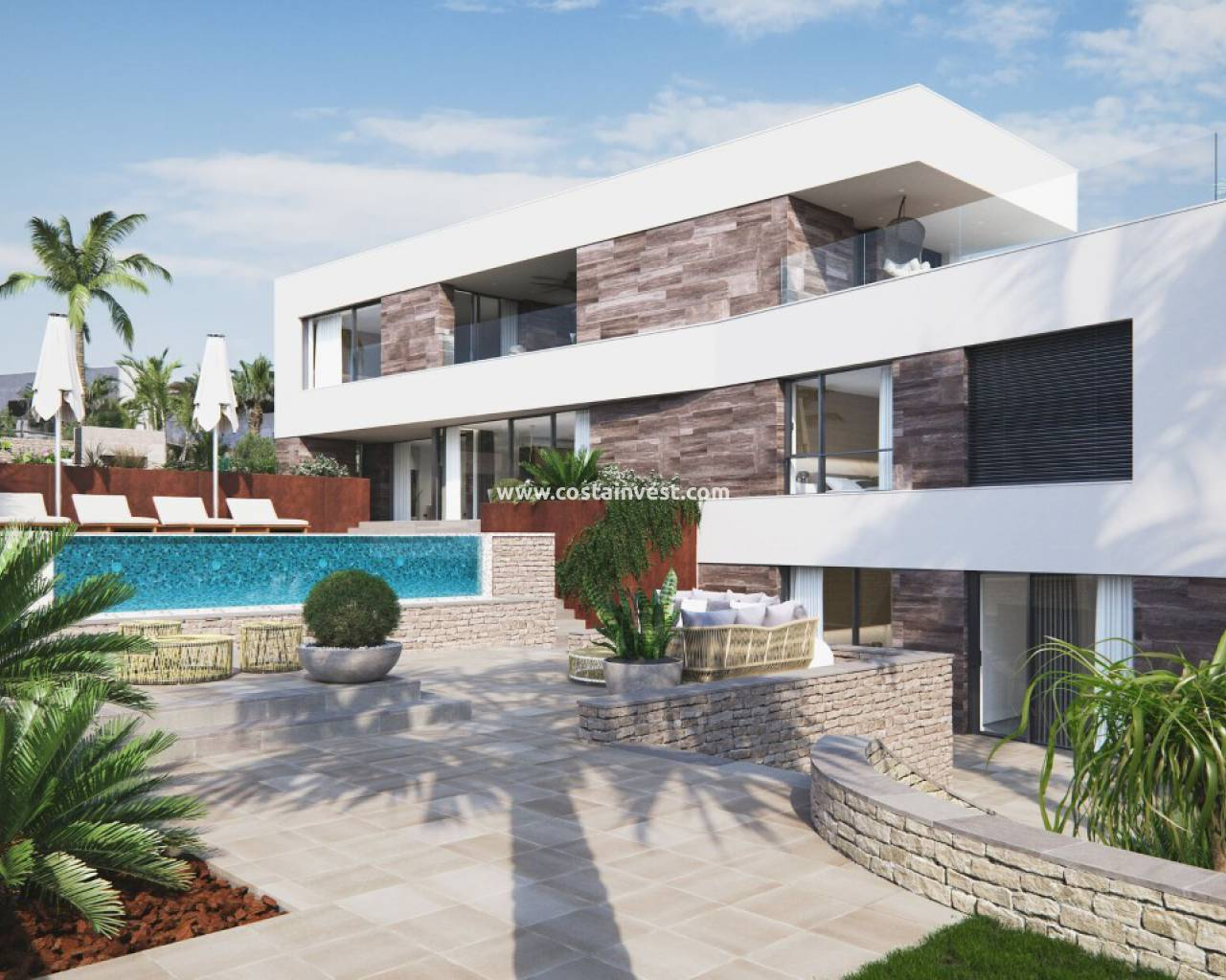 New Build - Villa - Cabo de Palos