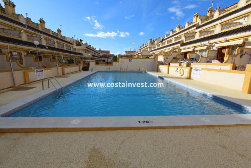 Townhouse - Resale - Orihuela Costa - Las Chismosas