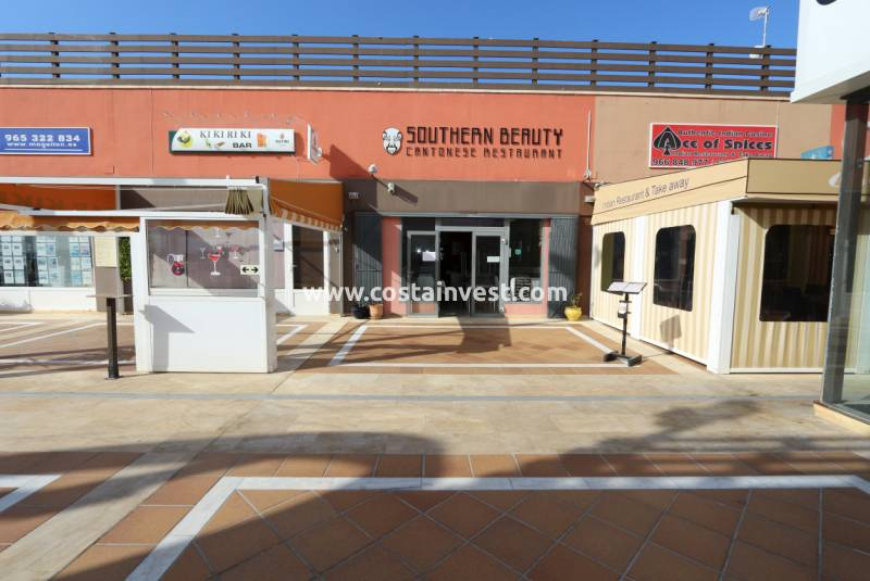 Commercial - Rental - Orihuela Costa - Orihuela Costa