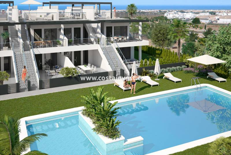 Bungalow - New Build - Orihuela Costa - Villamartín area