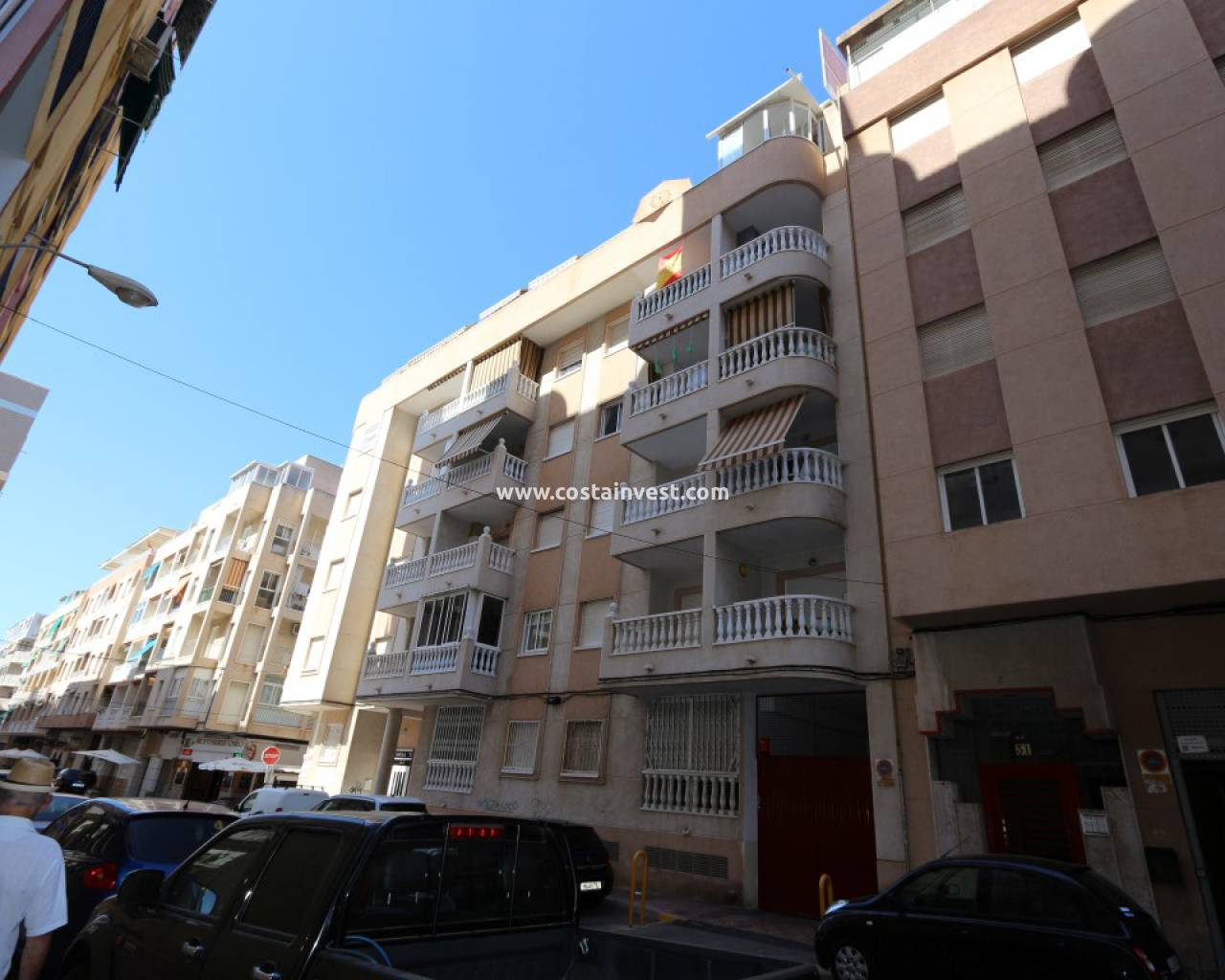 Resale - Penthouse - Torrevieja