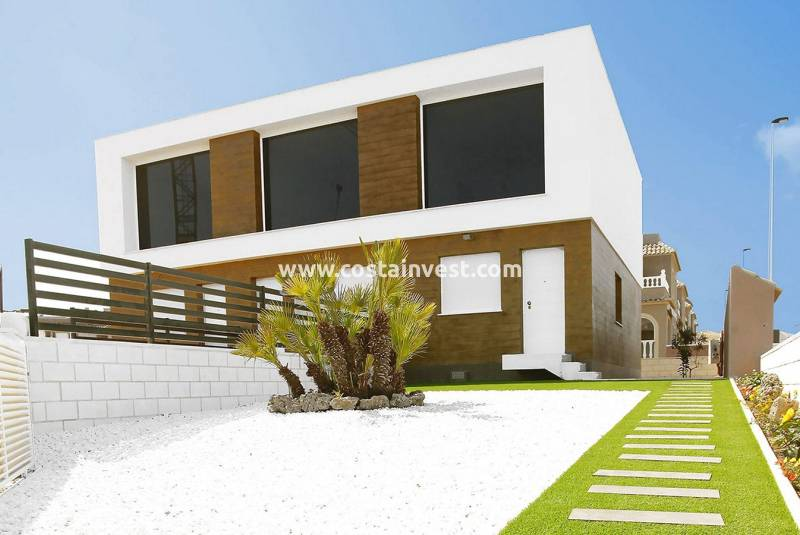 Townhouse - New Build - Alicante - Gran Alacant
