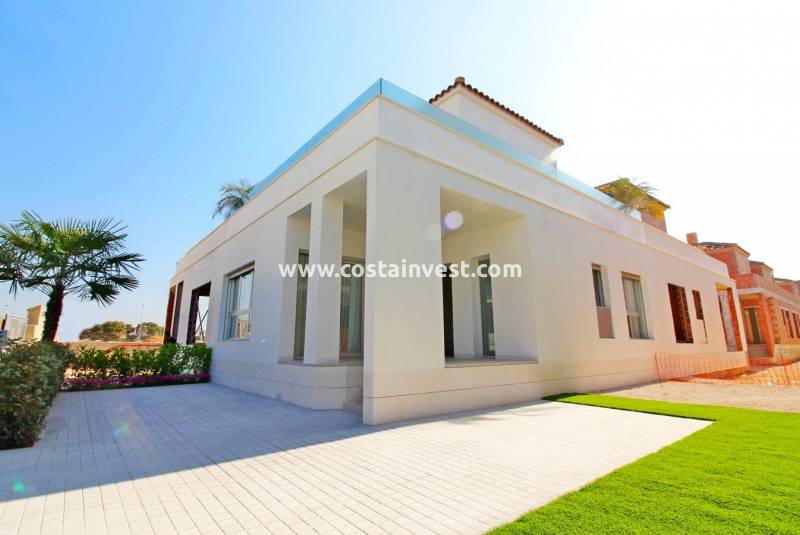 Semidetached Villa - New Build - Orihuela Costa - Villamartín