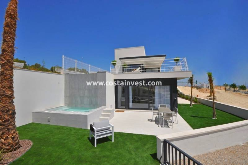 Villa - New Build - Orihuela Costa - Villamartín area