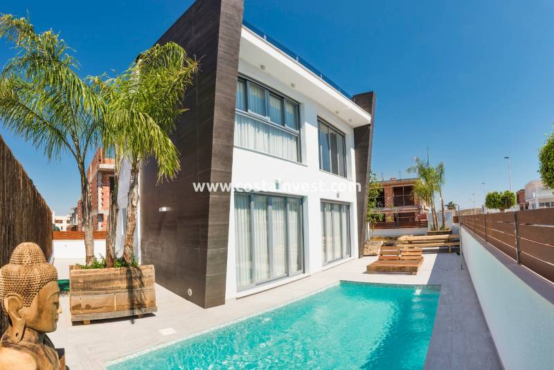 Villa - New Build - Alicante - Gran Alacant