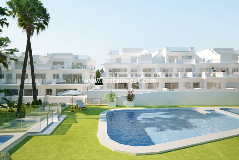 Apartment - New Build - Alicante - Gran Alacant