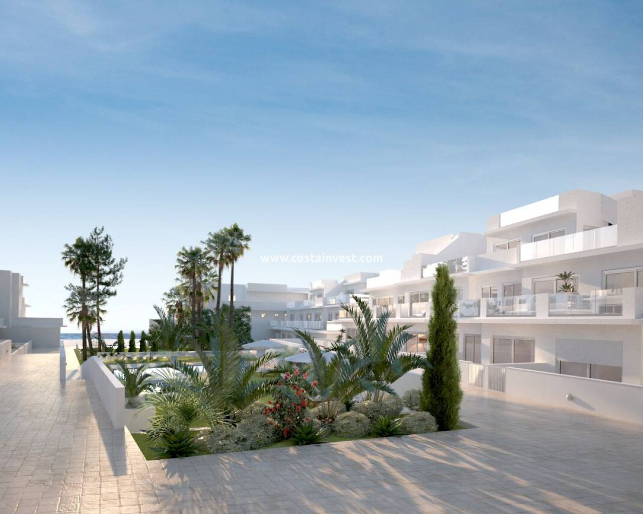 New Build - Apartment - Alicante - Gran Alacant