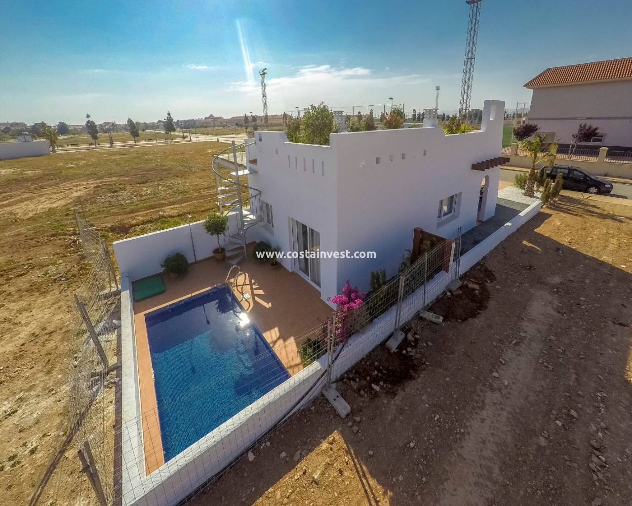 New Build - Semidetached Villa - Los Alcázares