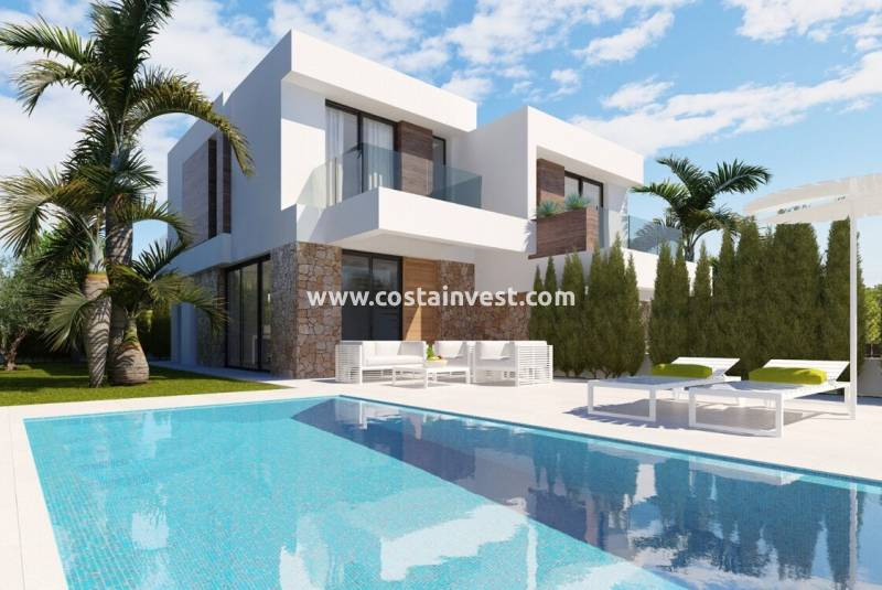 Semidetached Villa - New Build - Finestrat - Finestrat