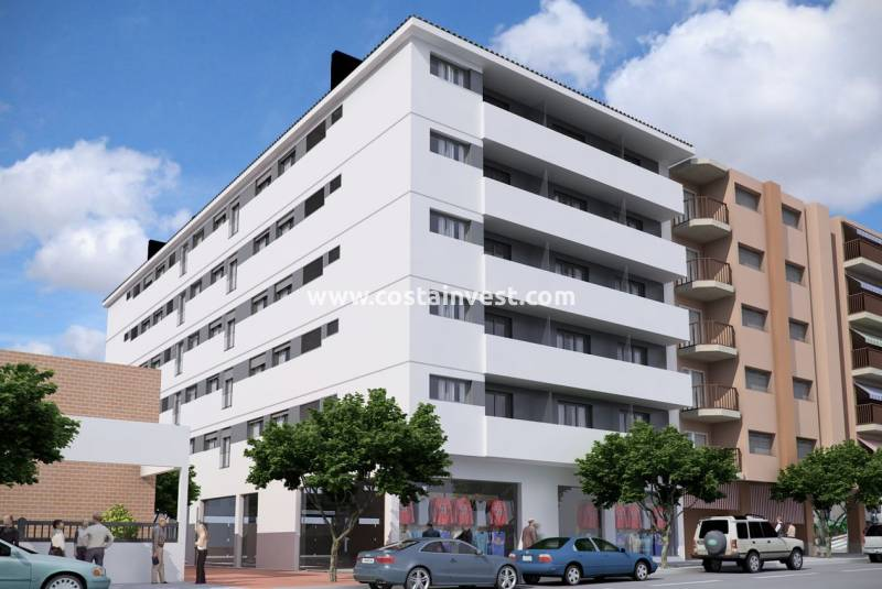 Apartment - New Build - Benidorm - Benidorm