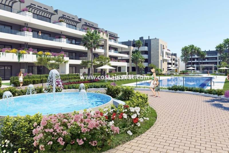 Appartement - Nouvelle construction - Orihuela Costa - Playa Flamenca