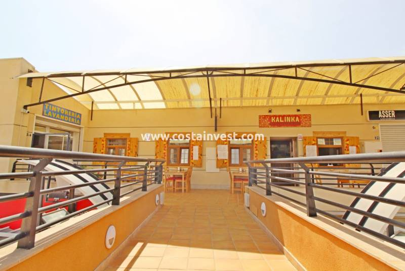 Bar/Restaurant - Rental - Torrevieja - Los Balcones