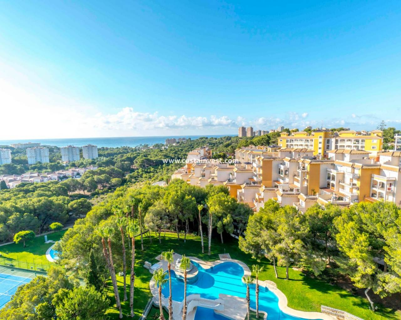 Resale - Apartment - Orihuela Costa - Dehesa de Campoamor