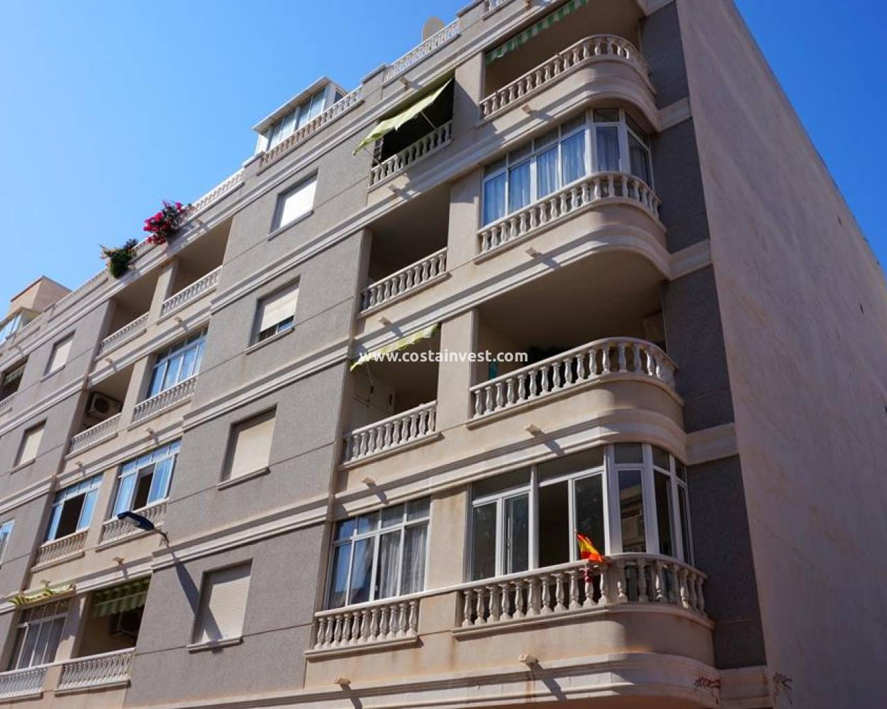 Wiederverkauf - Apartment - Torrevieja - Center