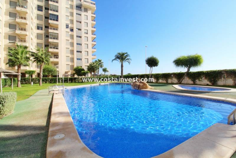 Apartment - Wiederverkauf - Guardamar del Segura - Harbour