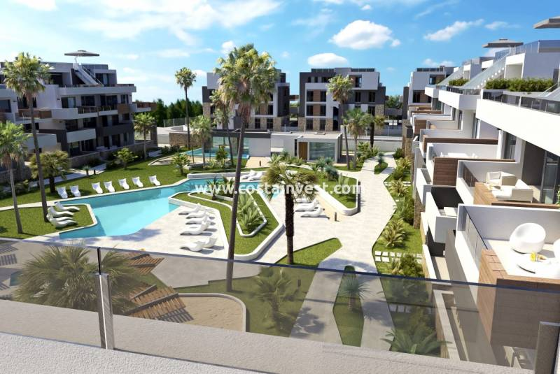 Apartment - New Build - Orihuela Costa - Las Chismosas