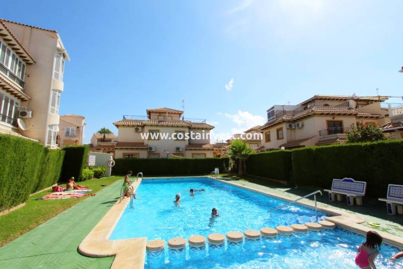 Top floor apartment - Herverkoop - Orihuela Costa - Punta Prima
