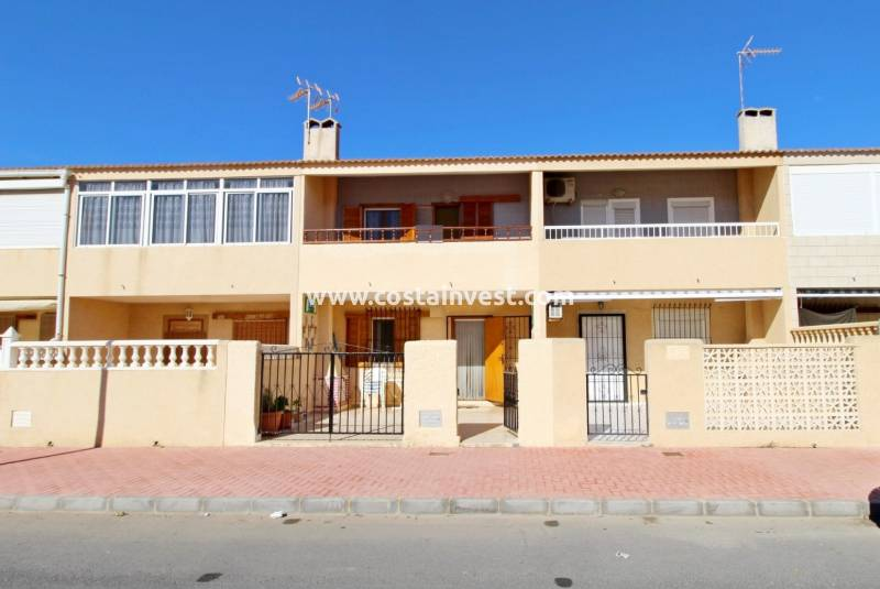 Townhouse - Resale - Torrevieja - Playa del Acequión