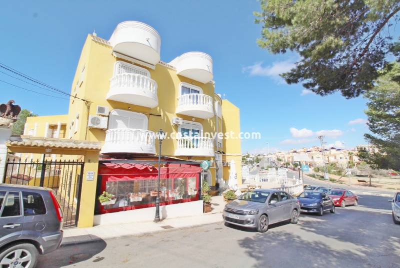 Apartment - Wiederverkauf - Orihuela Costa - Las Filipinas