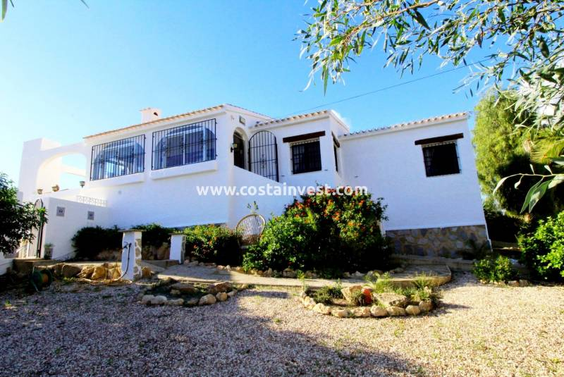 Villa - Resale - Orihuela Costa - Las Filipinas