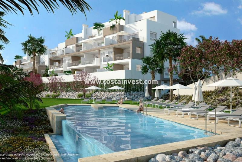Apartment - New Build - Orihuela Costa - Villamartín area