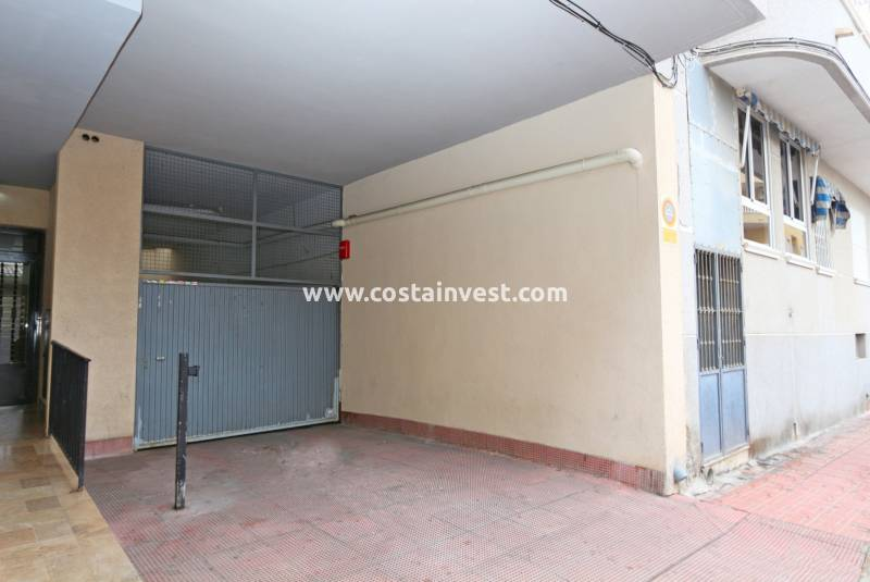 Garage/Place de parking - Revente - Torrevieja - Downtown