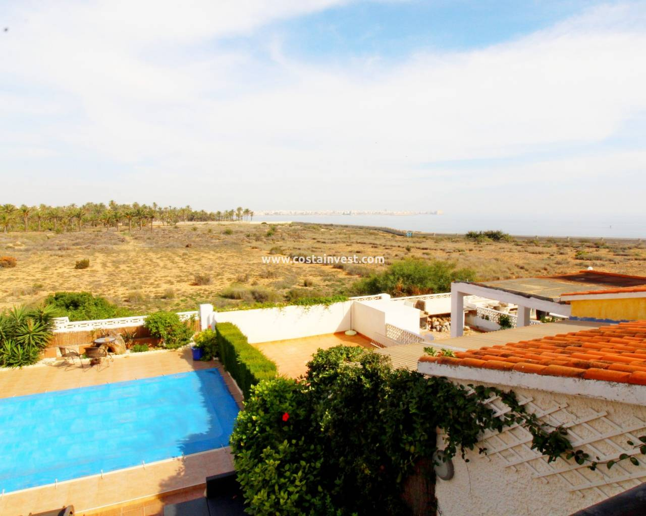 Resale - Semidetached Villa - Orihuela Costa - Punta Prima