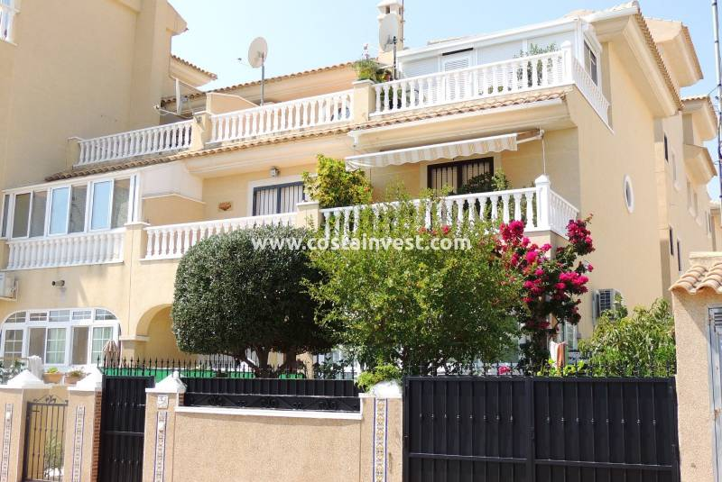 Townhouse - Resale - Orihuela Costa - La Florida