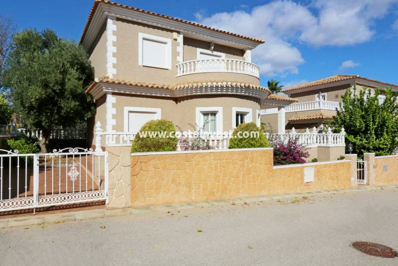 Villa - Resale - Orihuela Costa - Los Altos