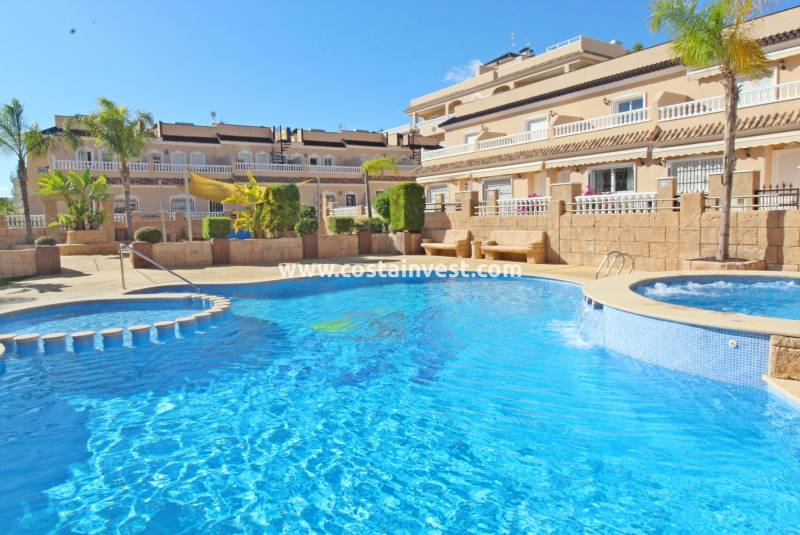 Appartement - Herverkoop - Orihuela Costa - Villamartín area
